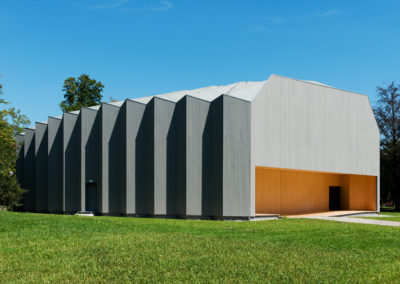 2017 Timber Pavilion, Theatre of Vidy-Lausanne (CH)